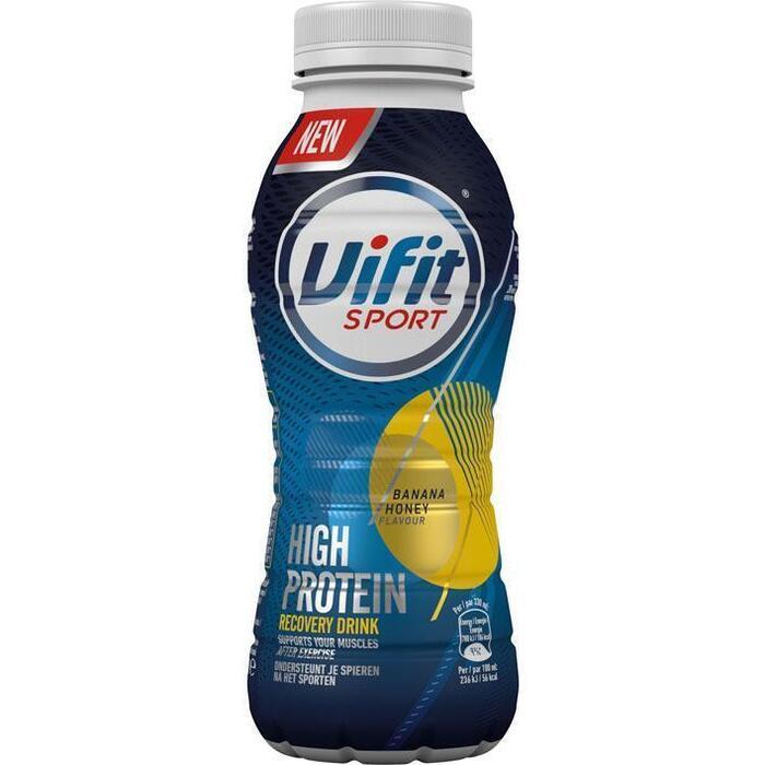 Vifit Sport Banaan Honing Drink 330ml (33cl)
