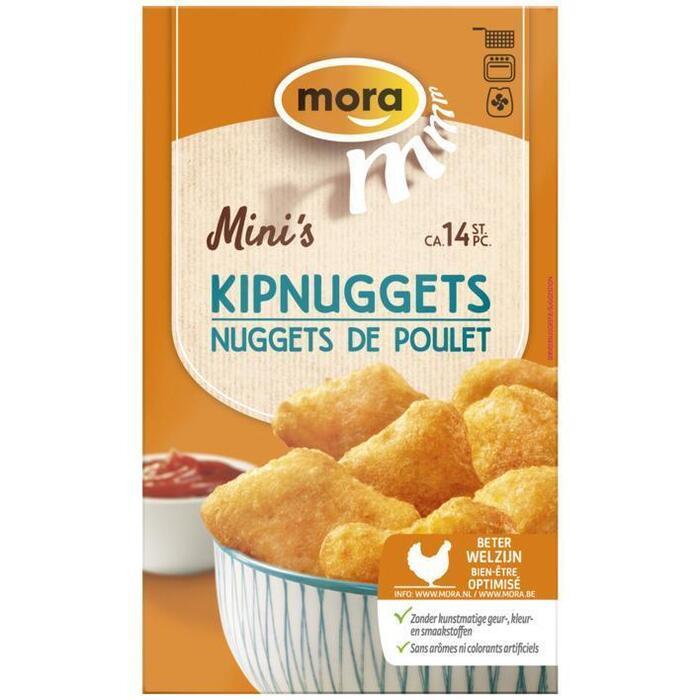 Mora Mini's Kipnuggets 252g (14 × 252g)