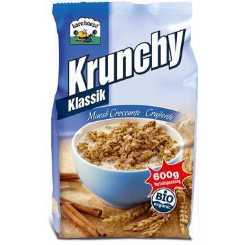 Krunchy classic (zak, 600g)