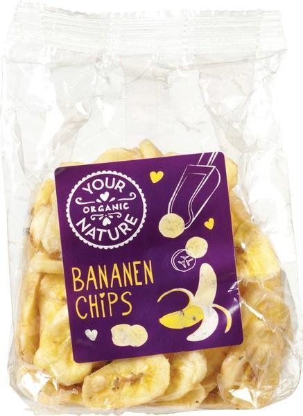 Bananenchips (160g)