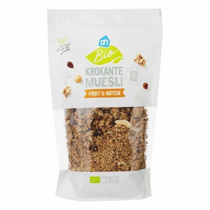 Krokante muesli fruit-noten (zak, 300g)