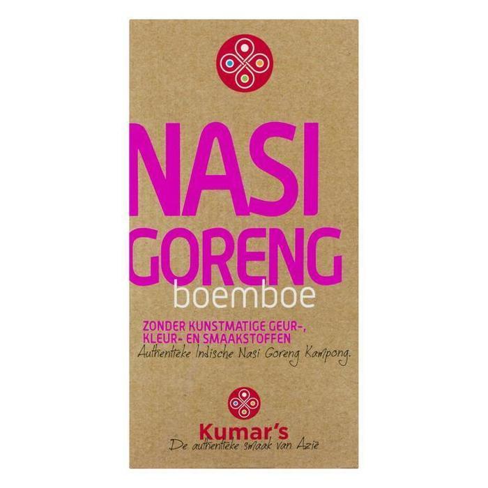 Kumar's Boemboe nasi goreng (2 × 90ml)