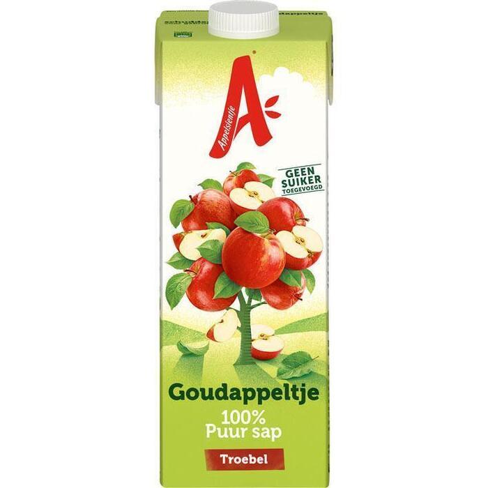 Appelsientje Goudappeltje troebel (1L)
