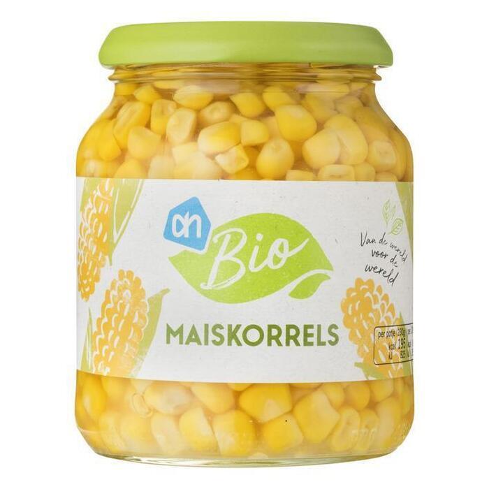 Maiskorrels (pot, 340g)