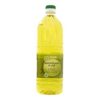 Zon- en olijfolie (1L)