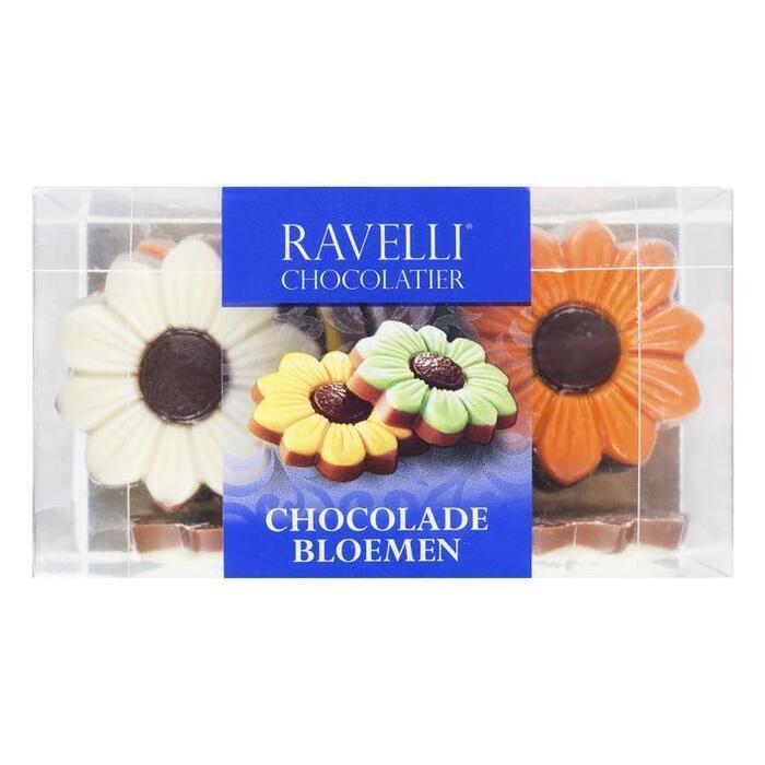 Ravelli Chocolade bloemen (16 × 175g)