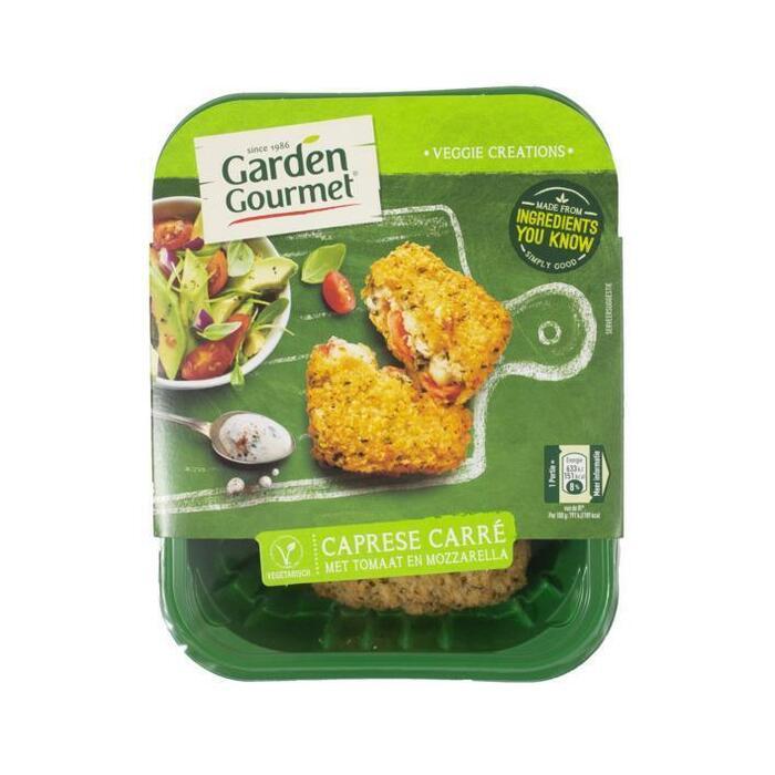 Garden Gourmet Vegetarische caprese carré (160g)