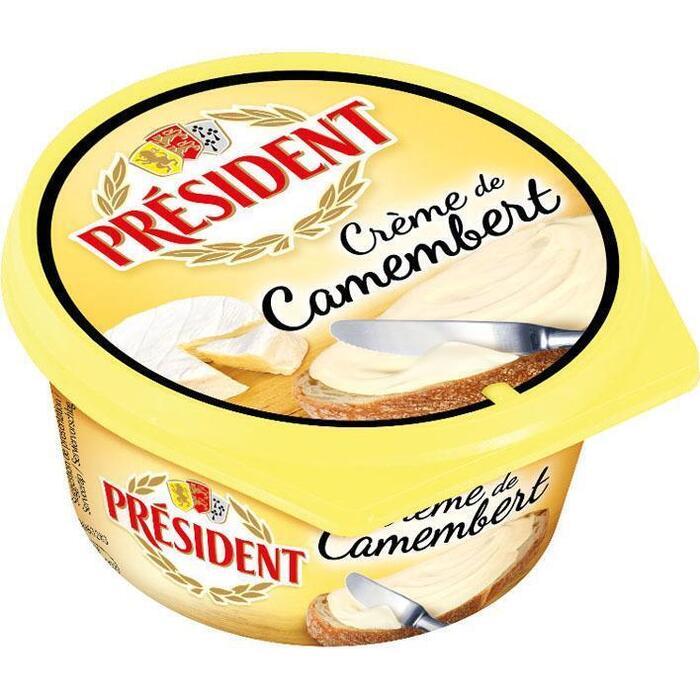 Crème de camembert (bak, 125g)