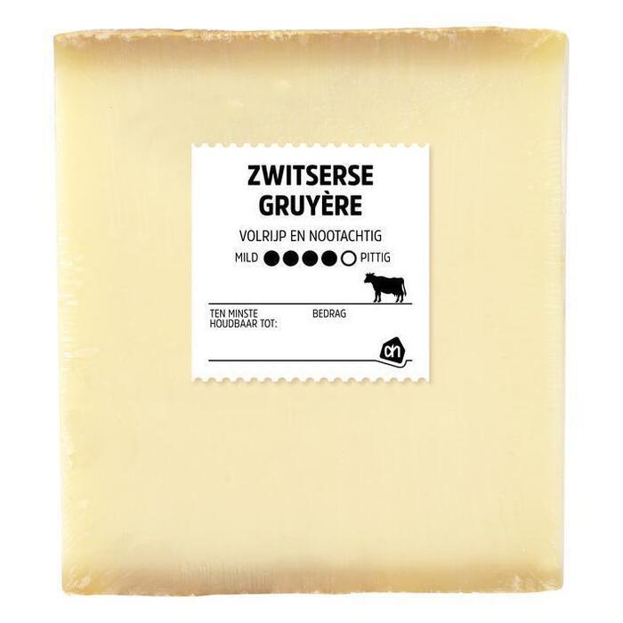 AH Zwitserse Gruyère AOP 48+ (165g)