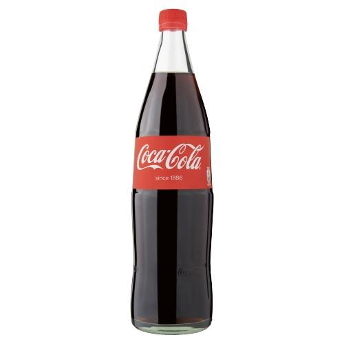 Coca-Cola Glas 1.00L 1x (1L)