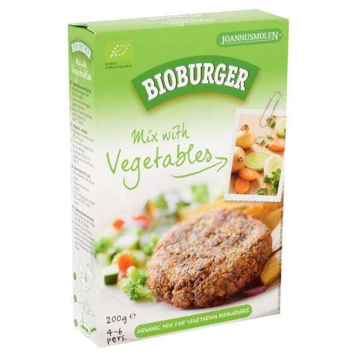 Bioburger groenteburger (200g)
