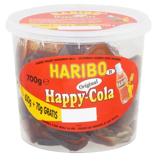 Happy-Cola Original 630 + 70 g Gratis (700g)