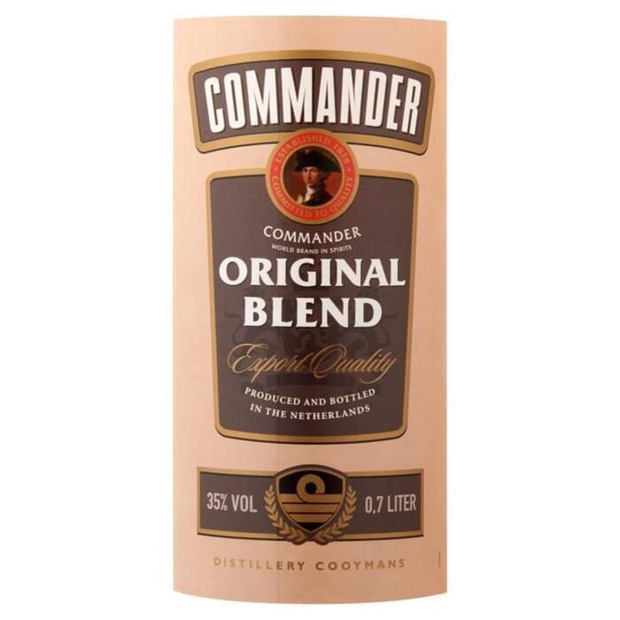 COMMANDER ORIGINAL BLEND 0,7L (0.7L)