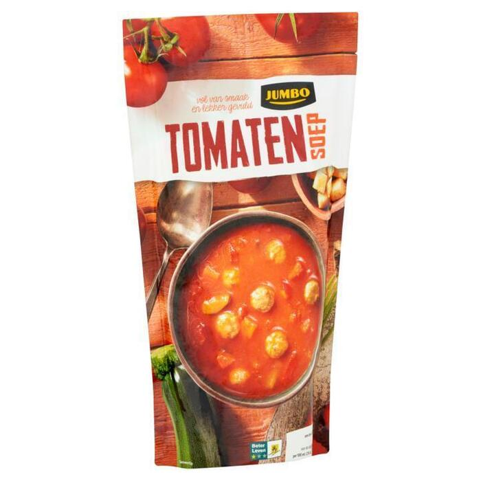 Jumbo Tomatensoep 570 ml (0.57L)