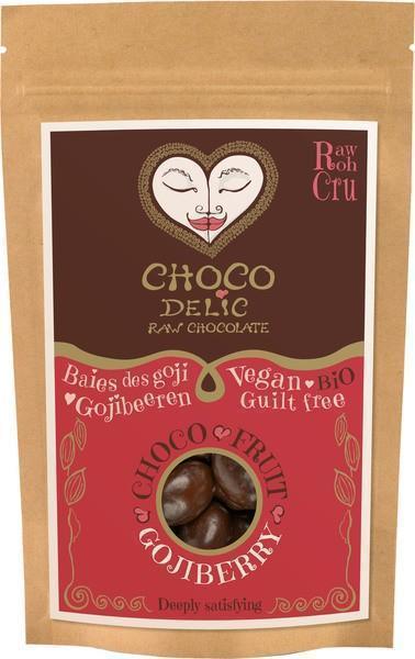 Choco fruit goji bessen (70g)