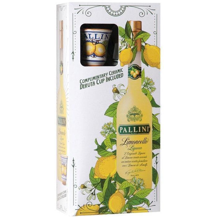 Pallini inclusief Deruta Cup (rol, 0.5L)