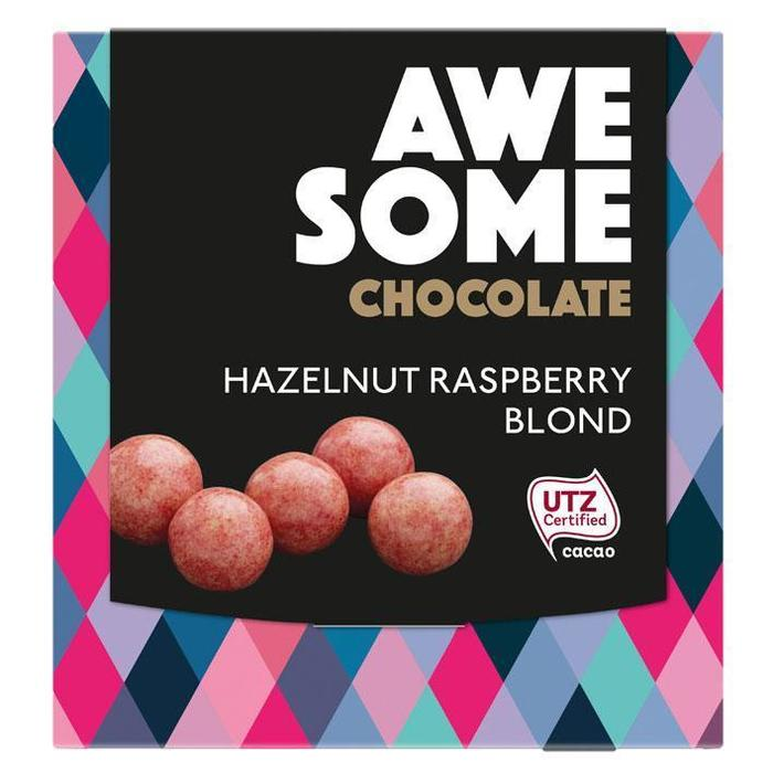 Awesome Hazelnut raspberry blond (100g)