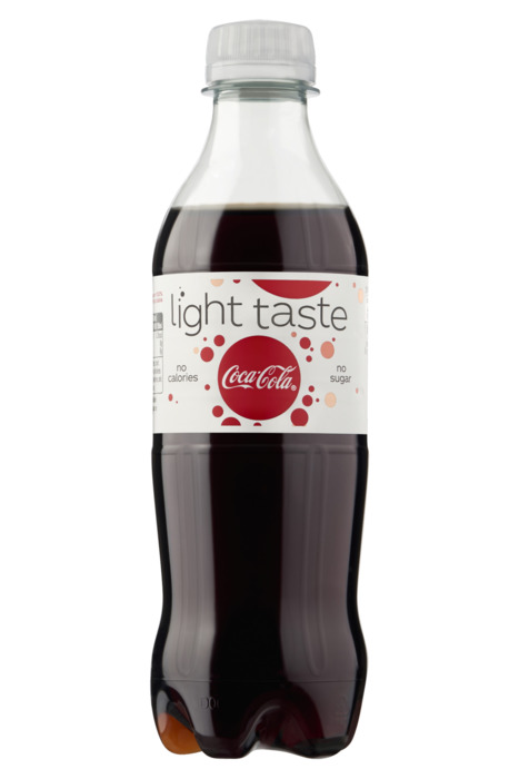 Coke Light PET 0.375L 1x (37.5cl)