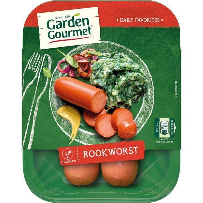 Garden Gourmet Vegetarische rookworst (200g)