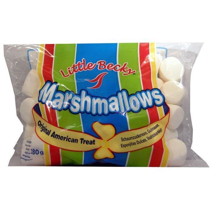 Little Becky Marshmallows orginal American treat (280g)