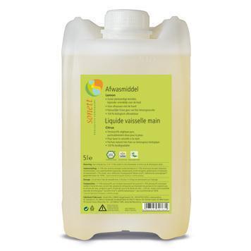 Afwasmiddel lemon (navul) (5L)