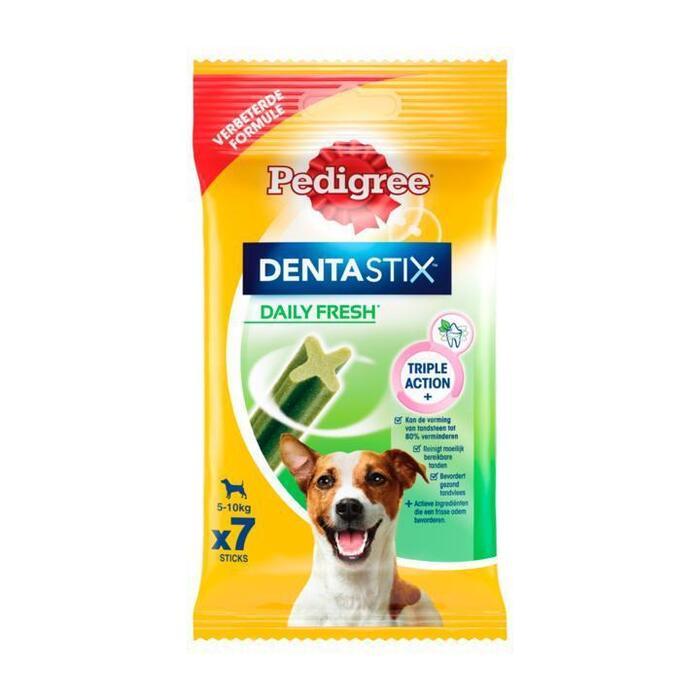 Pedigree Dentastix Daily Fresh 7 Stuks 110g (110g)