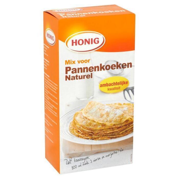 Mix voor pannenkoeken naturel (Stuk, 400g)