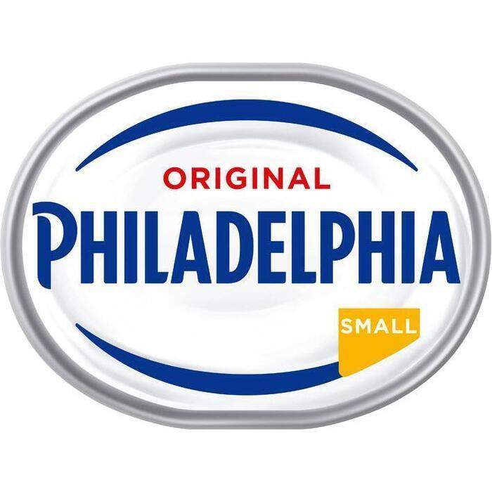 Philadelphia naturel kleinverpakking (115g)