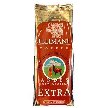 Andes 100% Arabica extra snelfiltermaling (1kg)