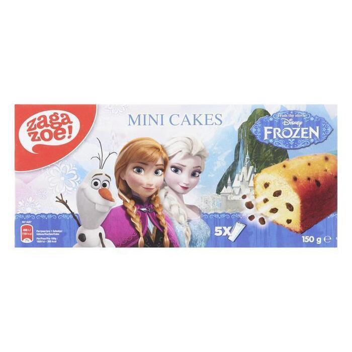 Zagazoe Frozen mini cakes (150g)