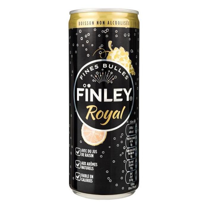 Finley Royal Blik 0.25L 1x (250ml)