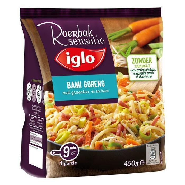 Bami goreng (450g)