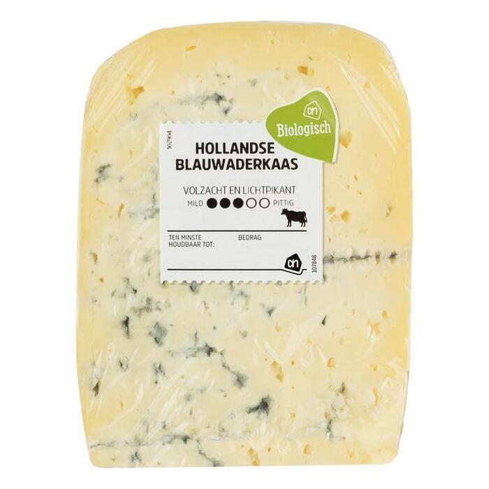 AH Biologisch Hollandse blauwaderkaas 60+ (225g)