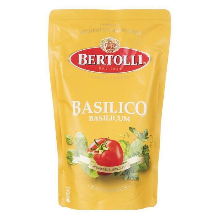 Pastasaus in zak basilicum (500g)