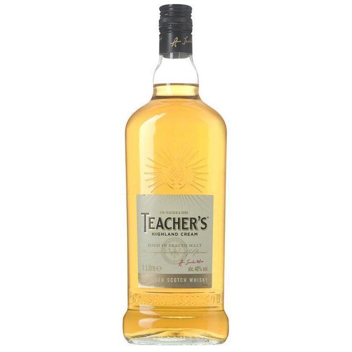Teacher's 100cl (rol, 100 × 1L)