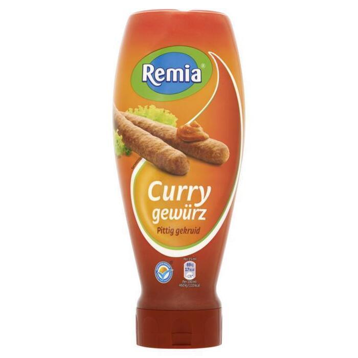 Curry gewürz, pittig gekruid (flacon, 0.5L)