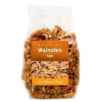 De Nieuwe Band, walnoten (zak, 500g)
