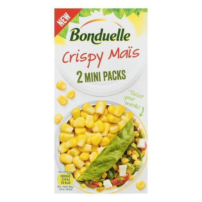 Crispy maïs 2pack 2x 70gr (2 × 106ml)