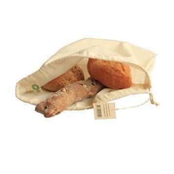 Brood-/agf-zakje M katoen voile (st)