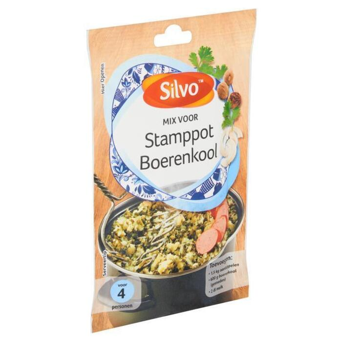 Mix stamppot boerenkool (25g)