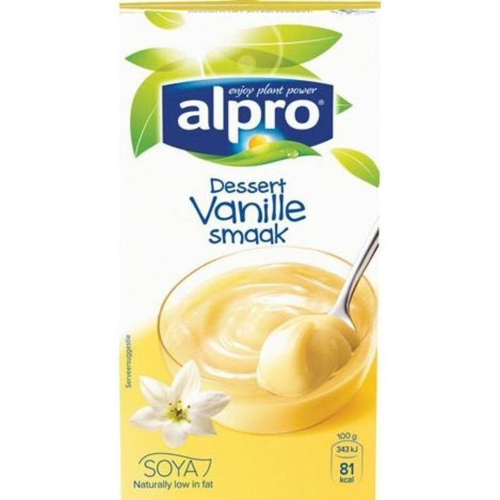 Vanille vla soya (Stuk, 0.5L)
