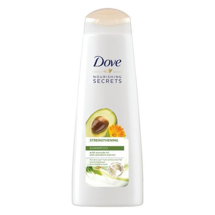 Dove Shampoo Nourishing Strengthening Ritual 250ml (250ml)