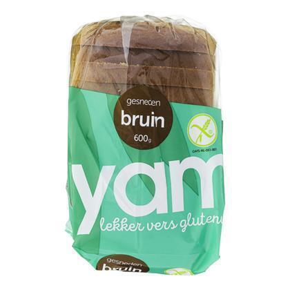 Bruin glutenvrij (600g)