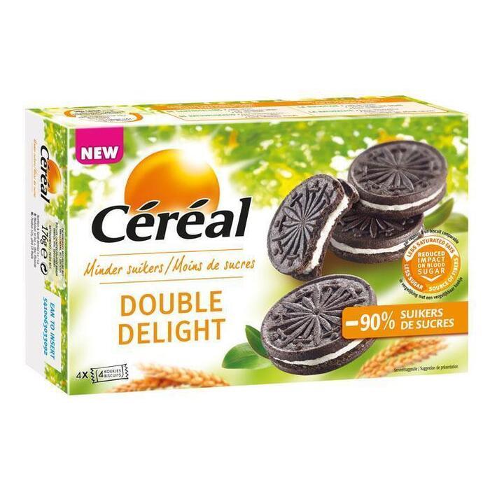 Céréal Double delight (176g)