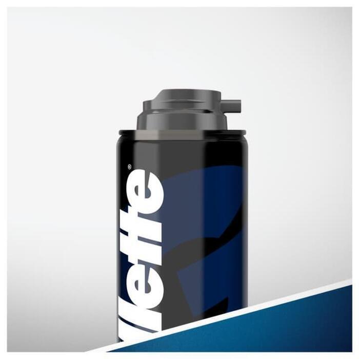 Gillette Classic Scheerschuim Voor Mannen Normale Huid 200 ml (Stuk, 30cl)