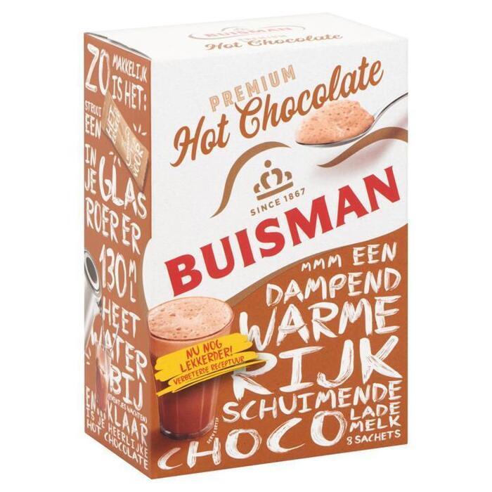 Buisman Oploskoffie hot chocolate (200g)