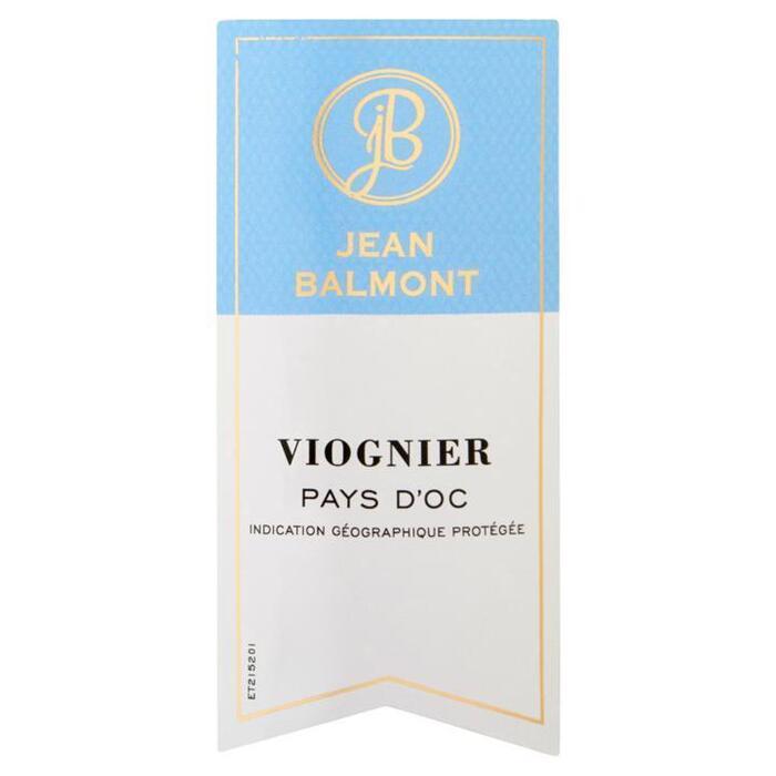 Jean Balmont Viognier 750ml (0.75L)