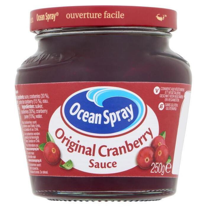 Cranberry Compote (Stuk, 250g)