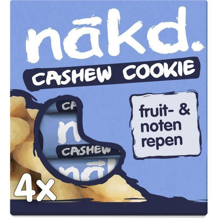 Cashew cookie (4 × 140g)