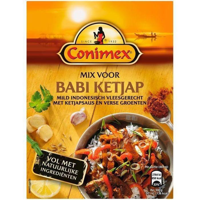 Conimex Mix babi ketjap (92g)